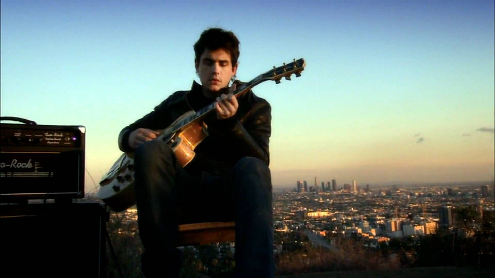 Slow Dancing on Mulholland Drive - John Mayer [HD]