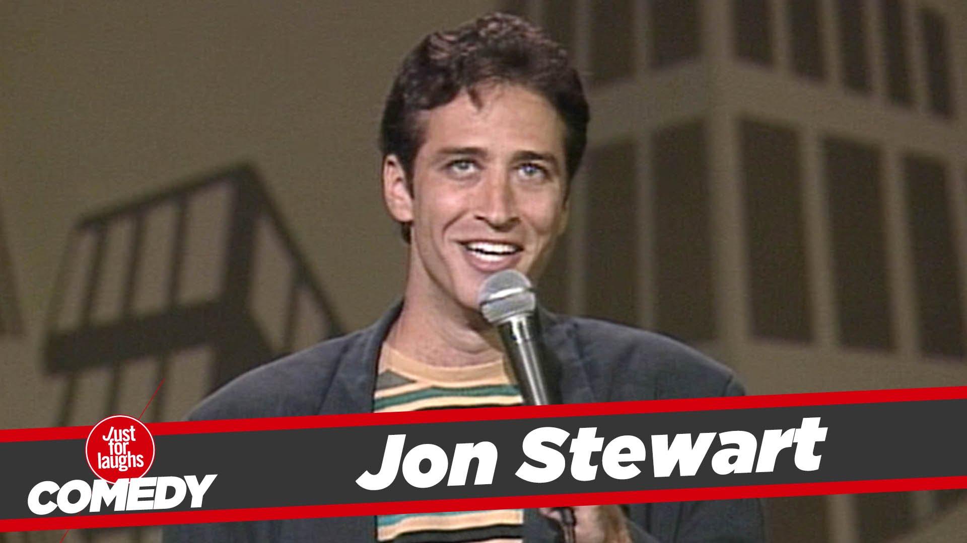Jon Stewart Stand Up - 1992