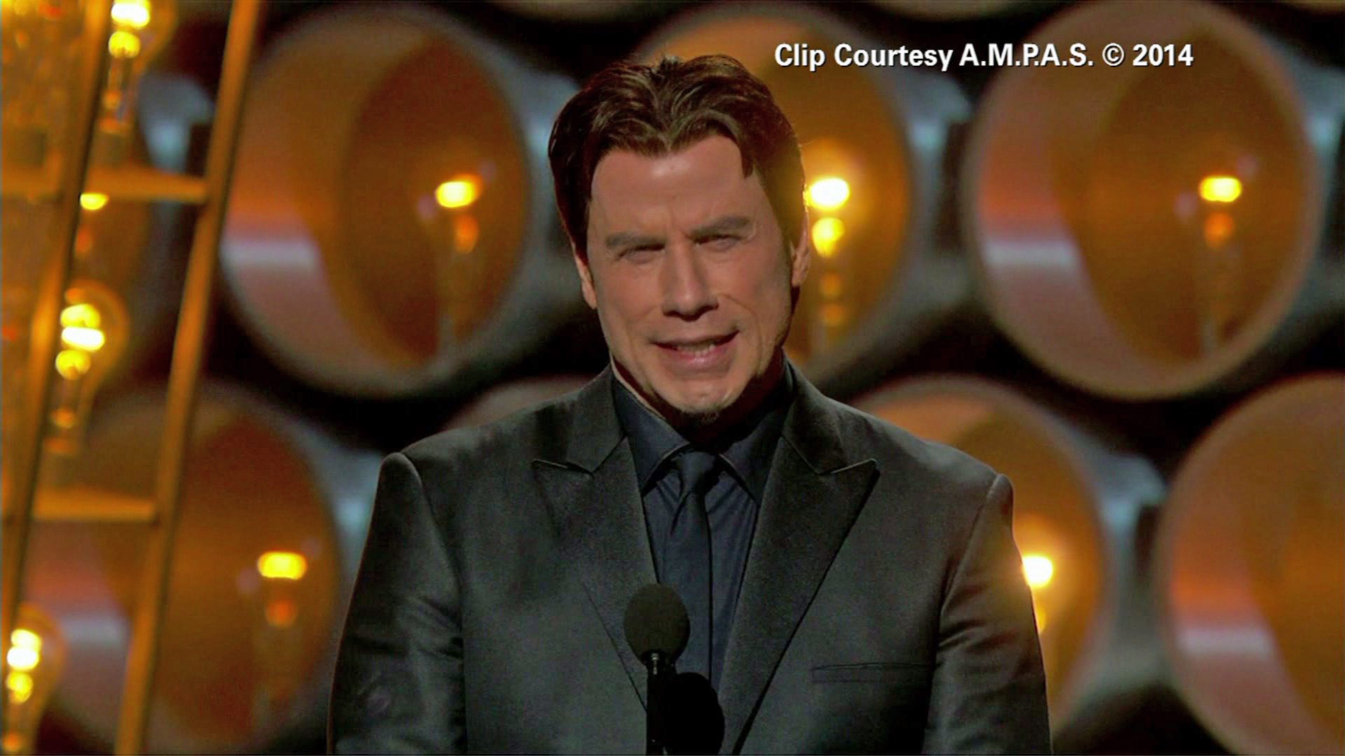 Let John Travolta 'Travoltify' YOUR name with this 'Adela Dazeem' name generator