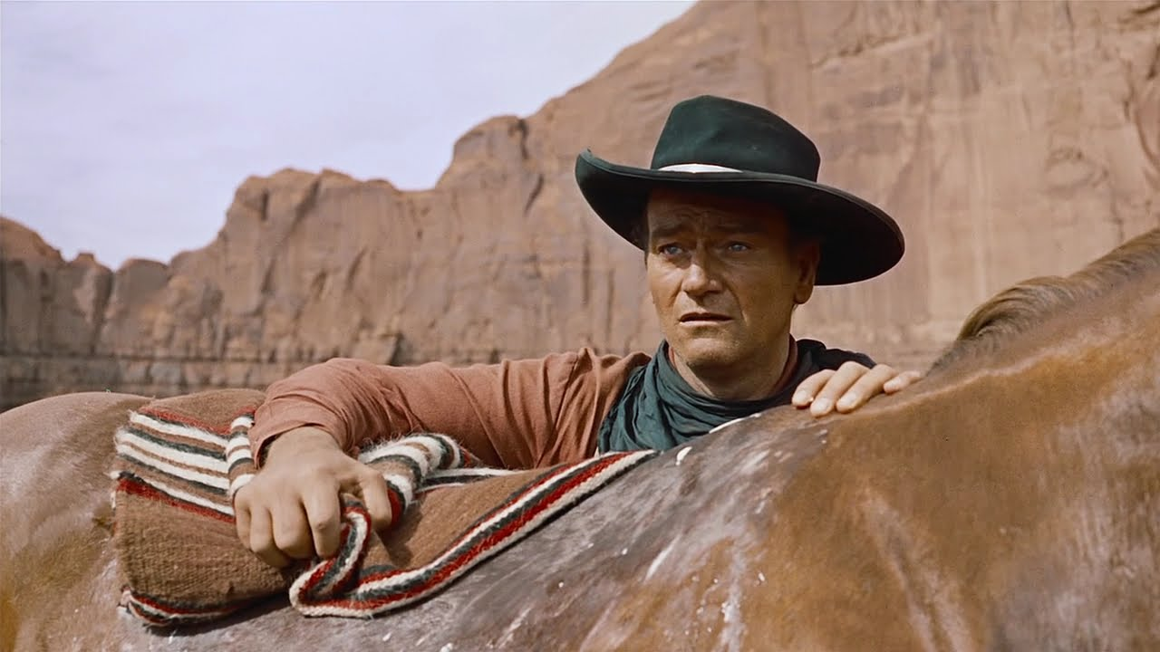 Watch John Wayne Star in 25 Classic Westerns: All Free Online | Open Culture
