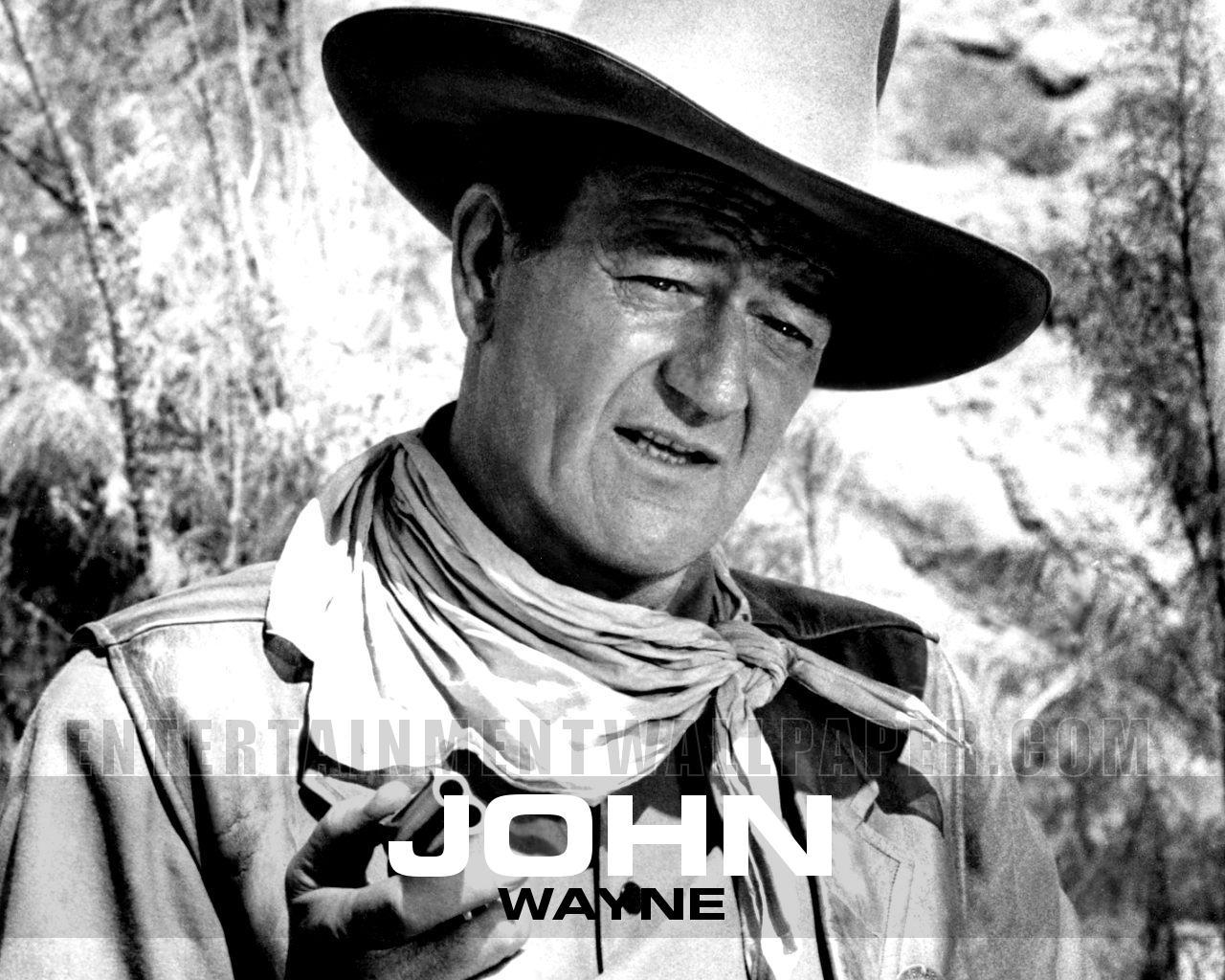 John Wayne Wallpaper 1280x1024 63240