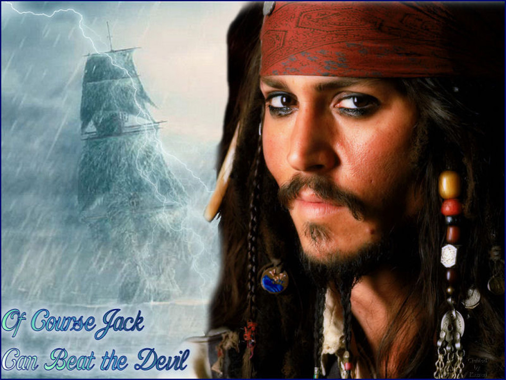JD - johnny-depp Wallpaper