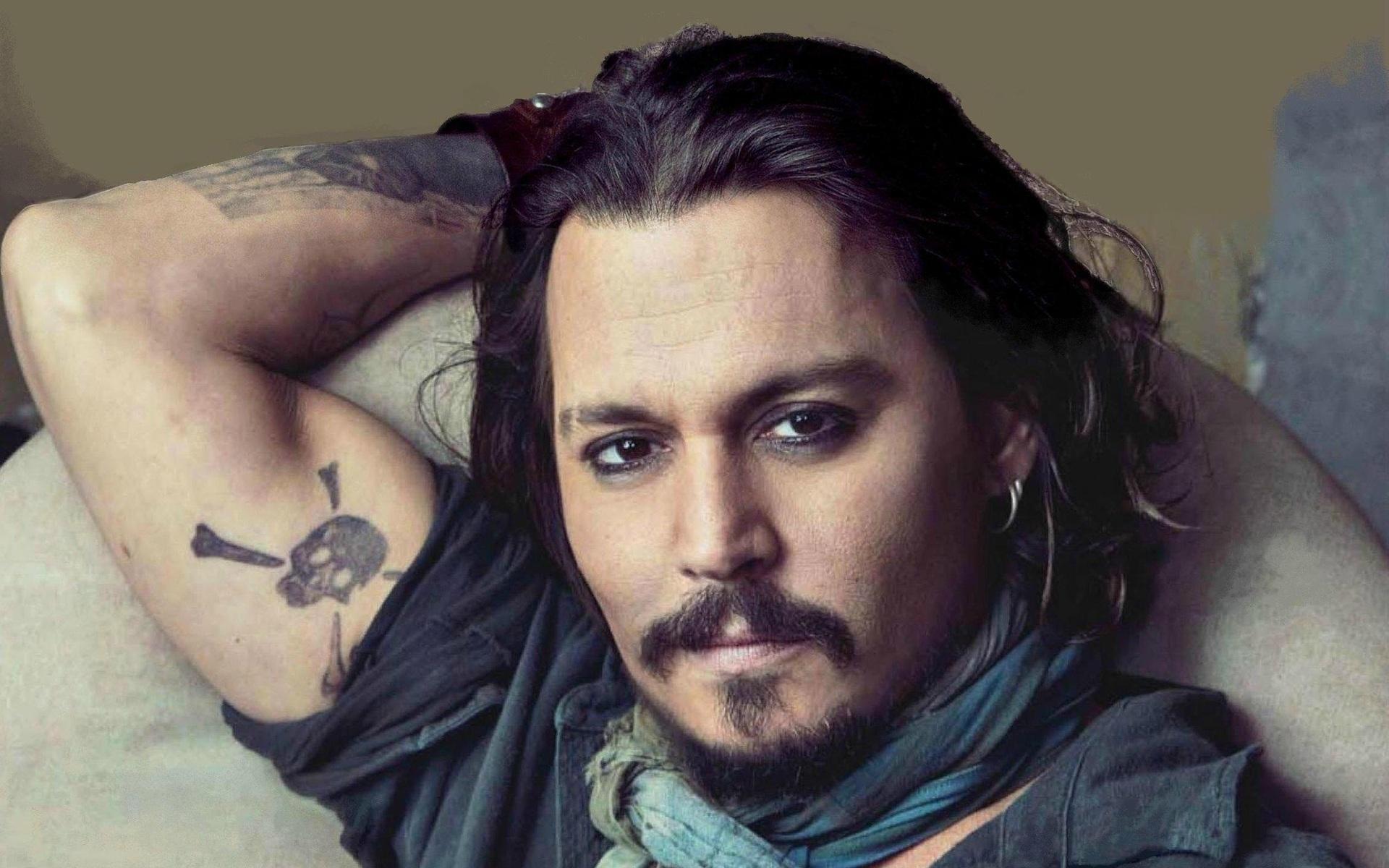 Johnny Depp Wallpaper
