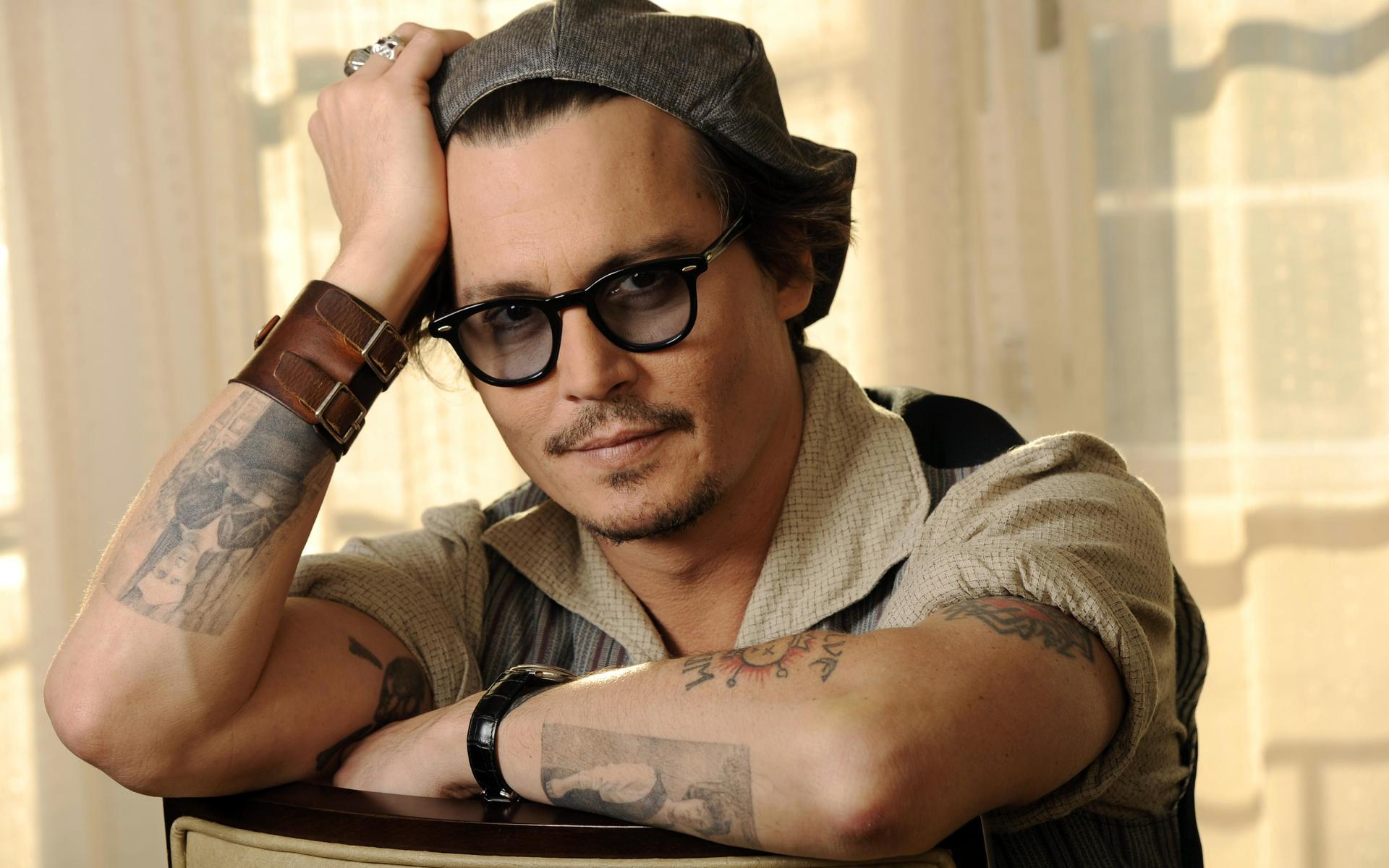 Johnny Depp Wallpaper 1739 1920x1200 px