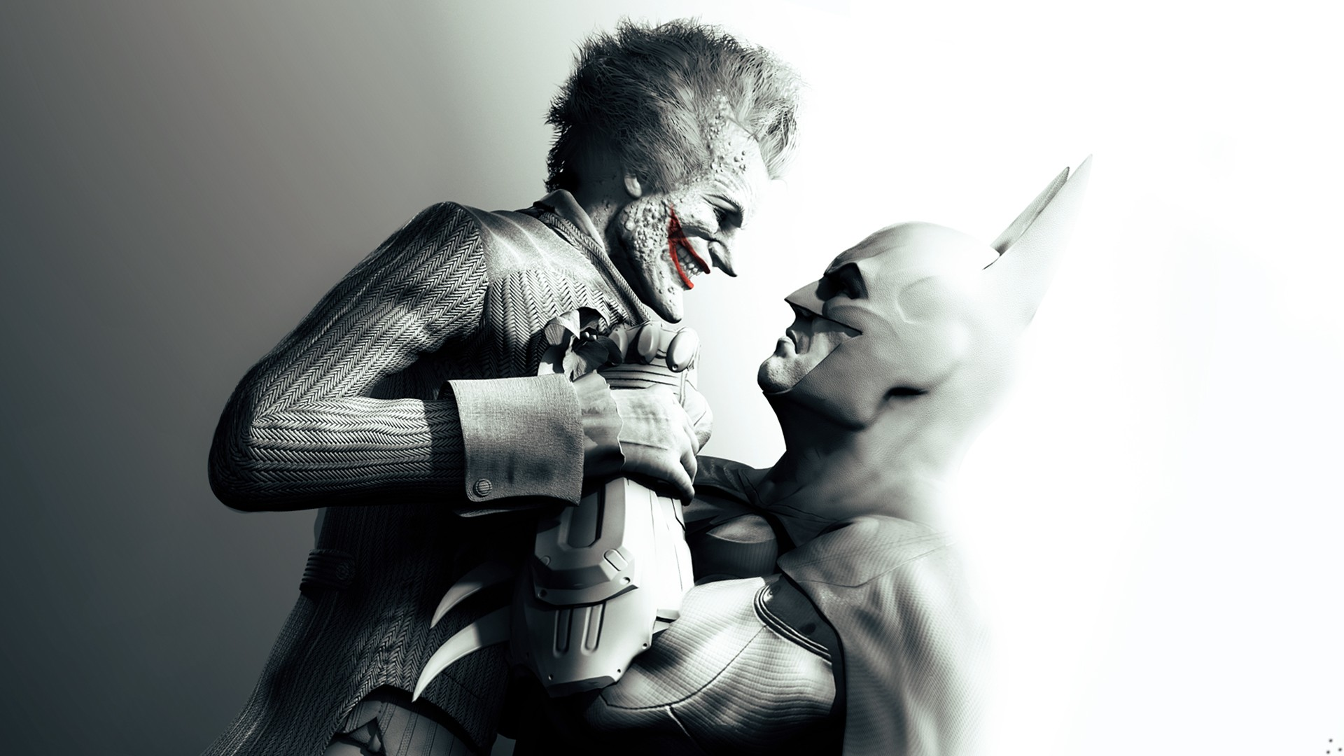 Batman Vs Joker Wallpaper