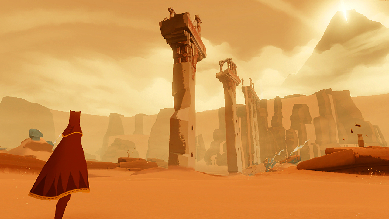 """My dream is to make everyone love games,"" says Journey dev"
