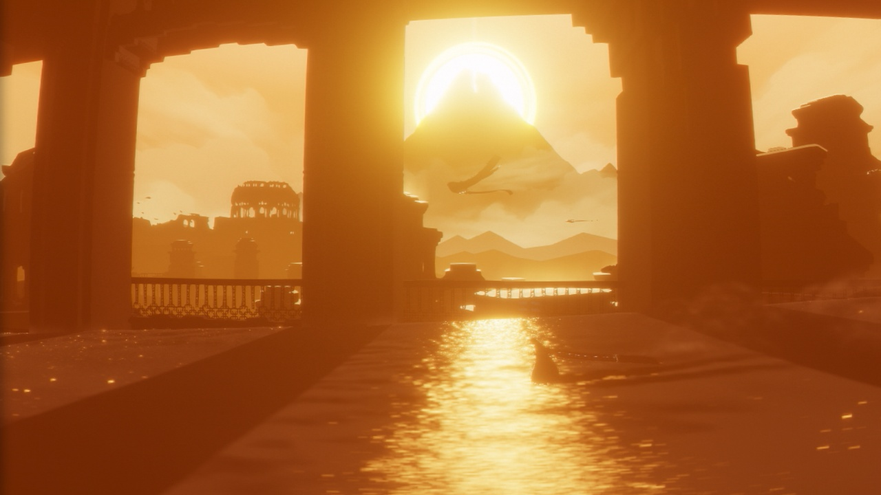 I was hesitant about playing Journey. I didn't want to be let down. I'd heard many good things about the game, but refused to read any reviews or synopsis ...