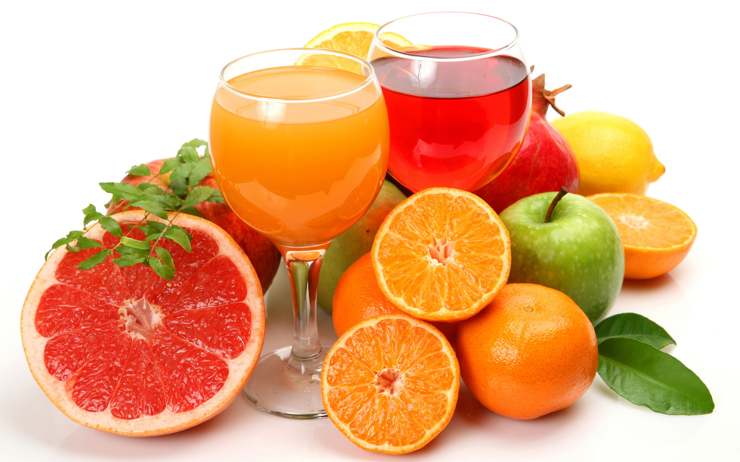 Fresh Fruit Juice Widescreen Wallpaper Widewallpapersnet 2560x1600px