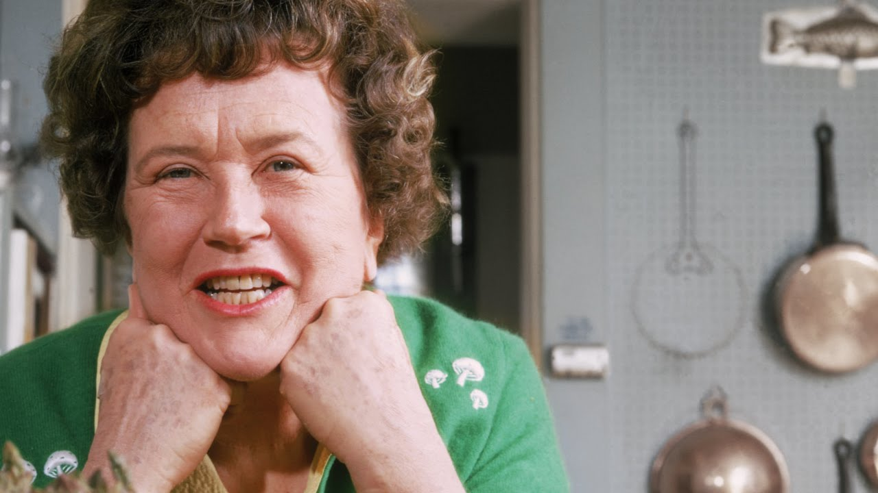 JULIA CHILD | Stories Behind the Quotes | 2/3. ""