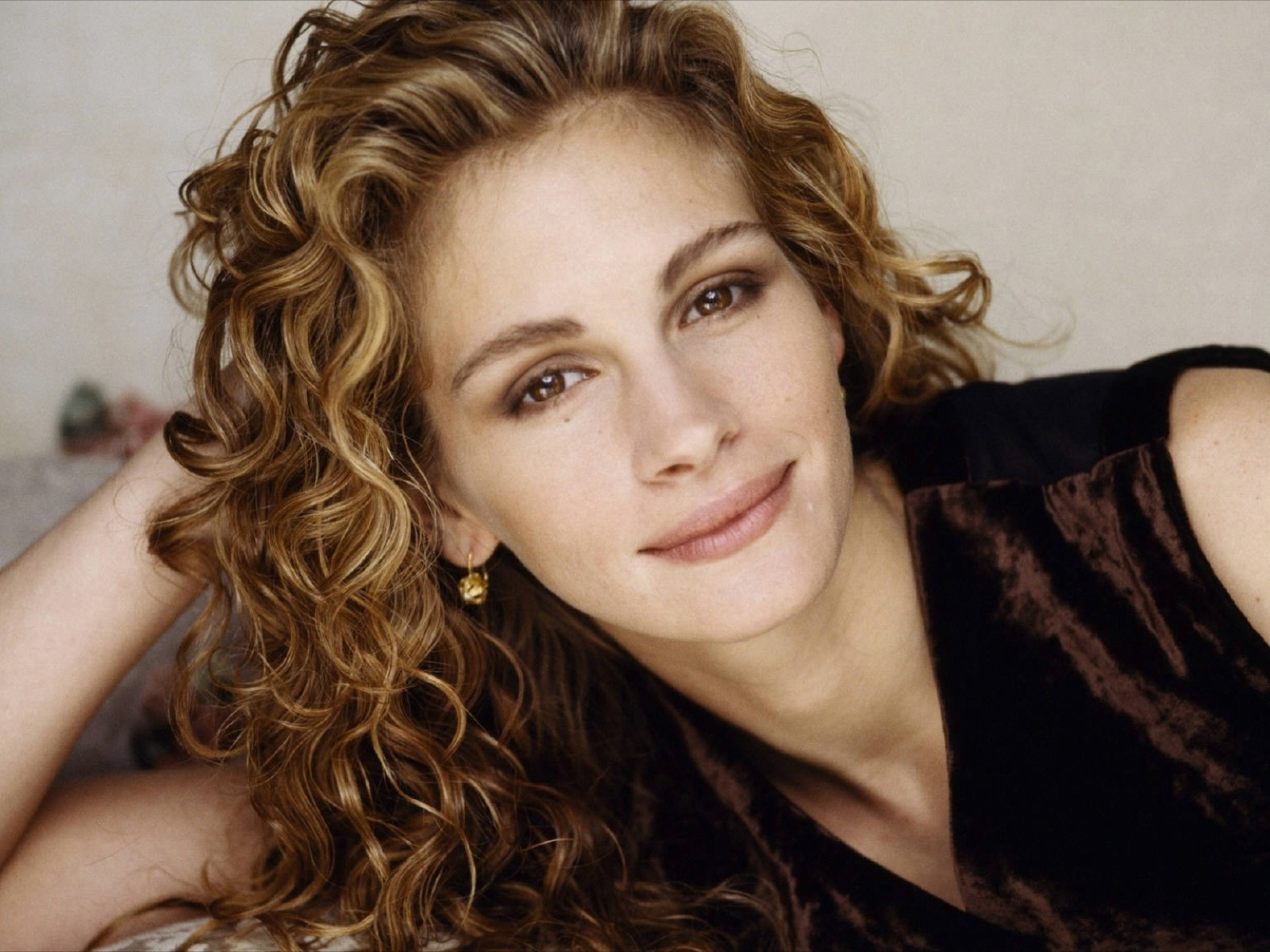 Julia Roberts an old-fashioned woman