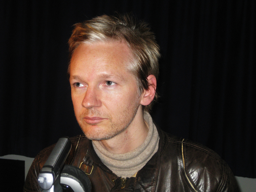 ... Julian Assange (1) | by bbwbryant