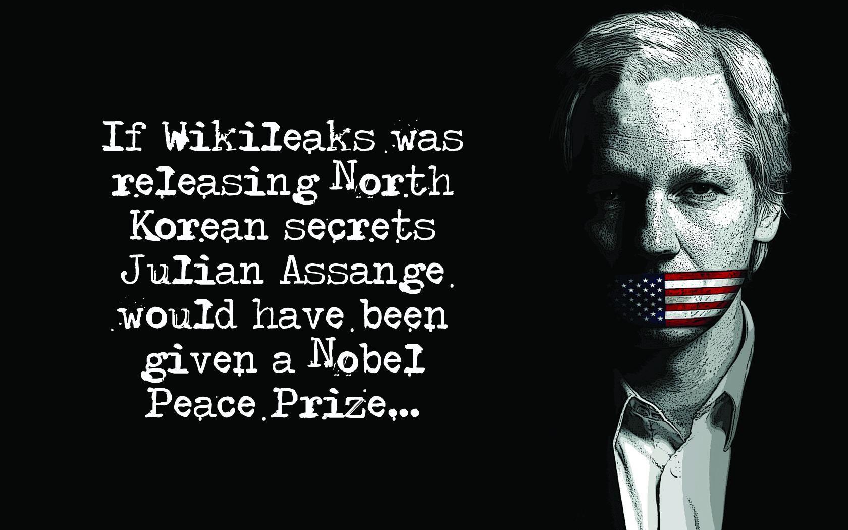 Julian Assange Wallpaper #693709 - Resolution 1680x1050 px