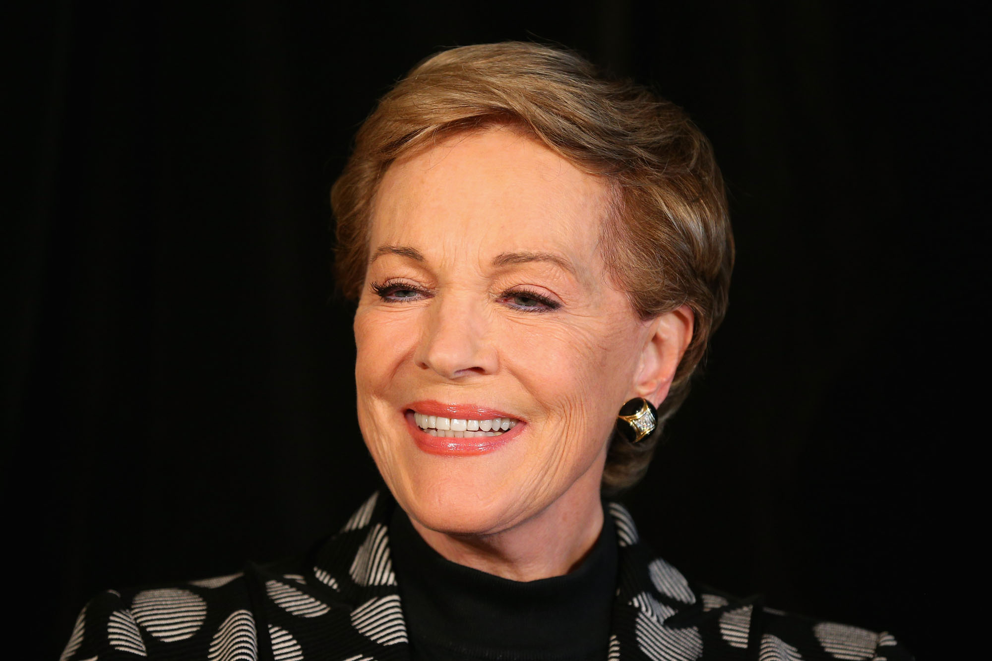 1. Now Playing. julie-andrews
