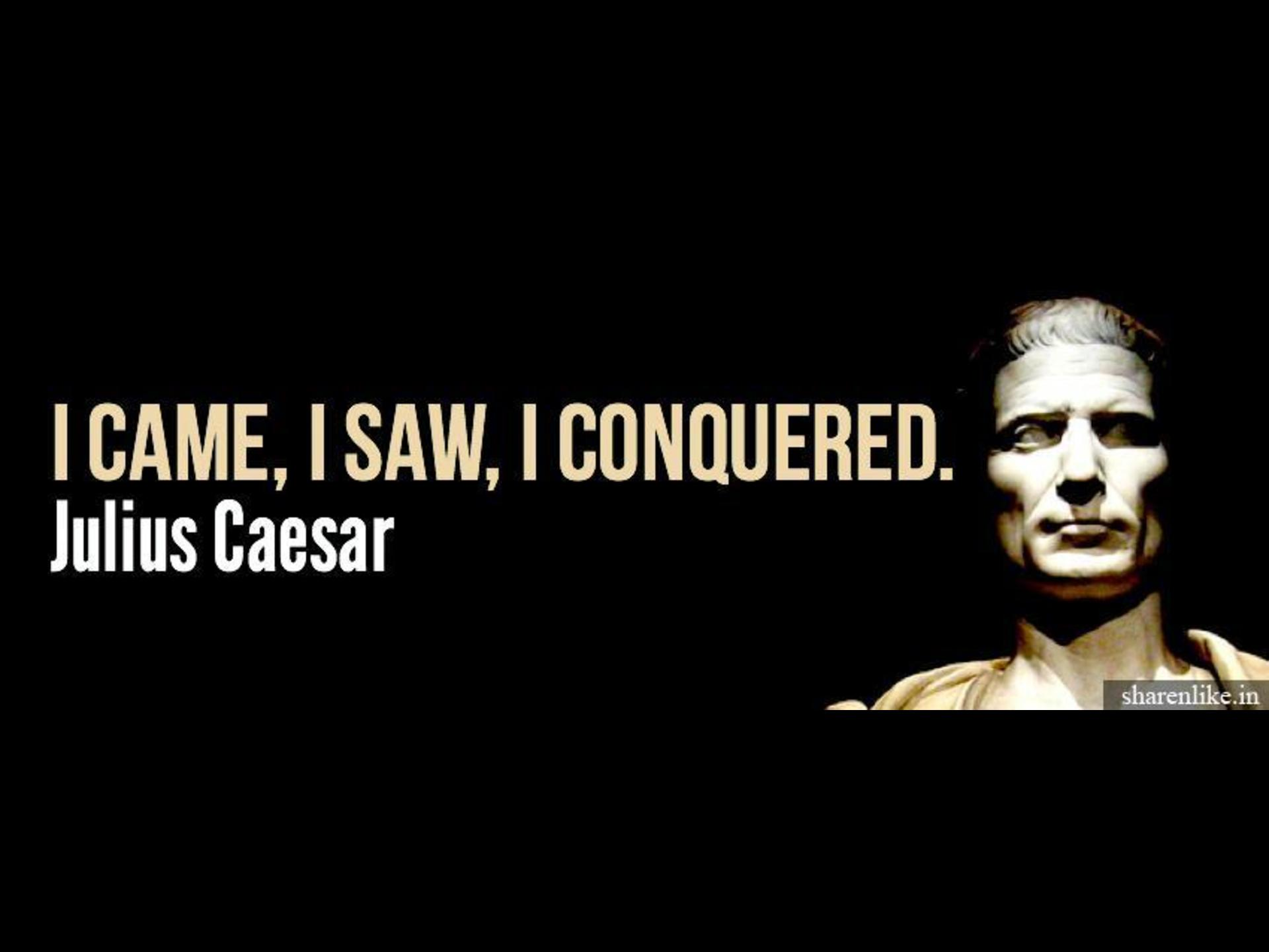 Julius Caesar Wallpaper