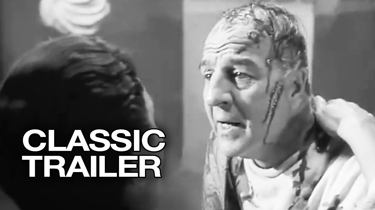Julius Caesar Official Trailer #2 - James Mason Movie (1953) HD
