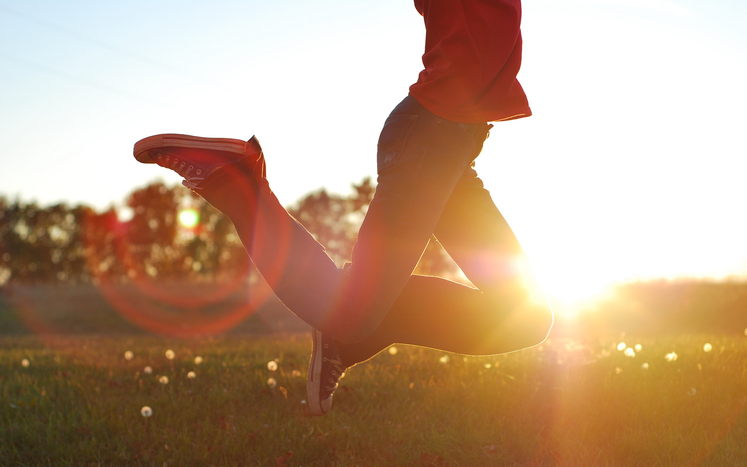 Jump Sunrise