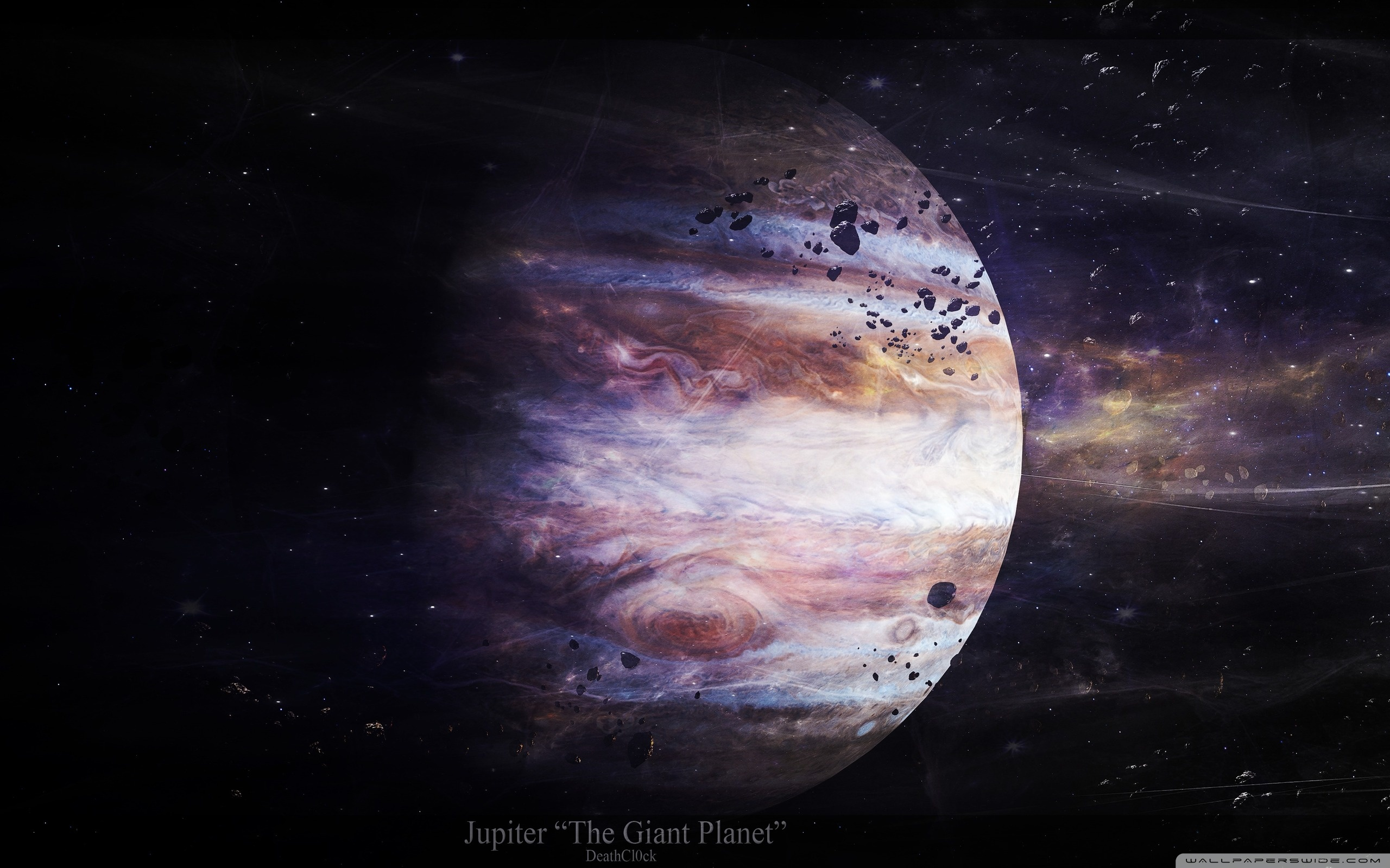 Jupiter Wallpaper
