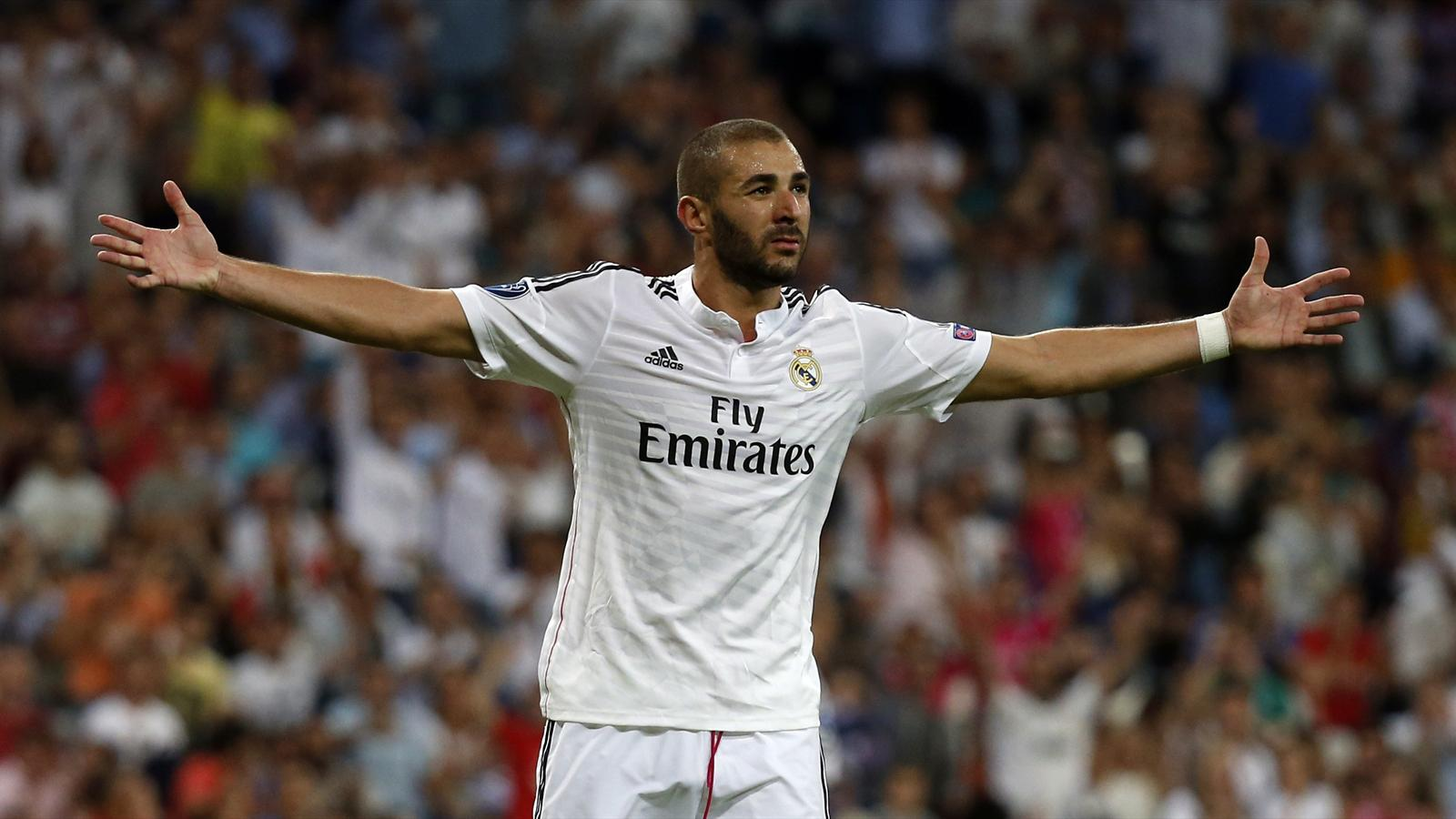 Karim Benzema: Real Madrid fans won't let me fail - Liga 2011-2012 - Football - Eurosport
