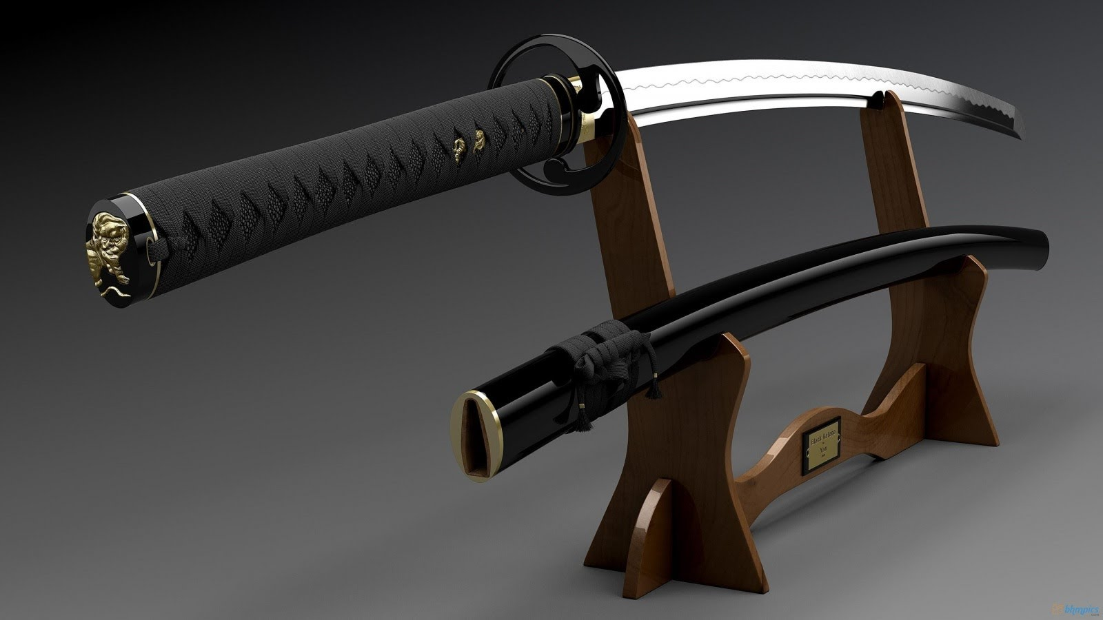 How To Make A Japanese Katana Sword Out Of Metal