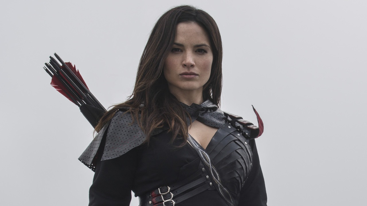 Arrow / March 2, 2015. Arrow: Katrina Law ...