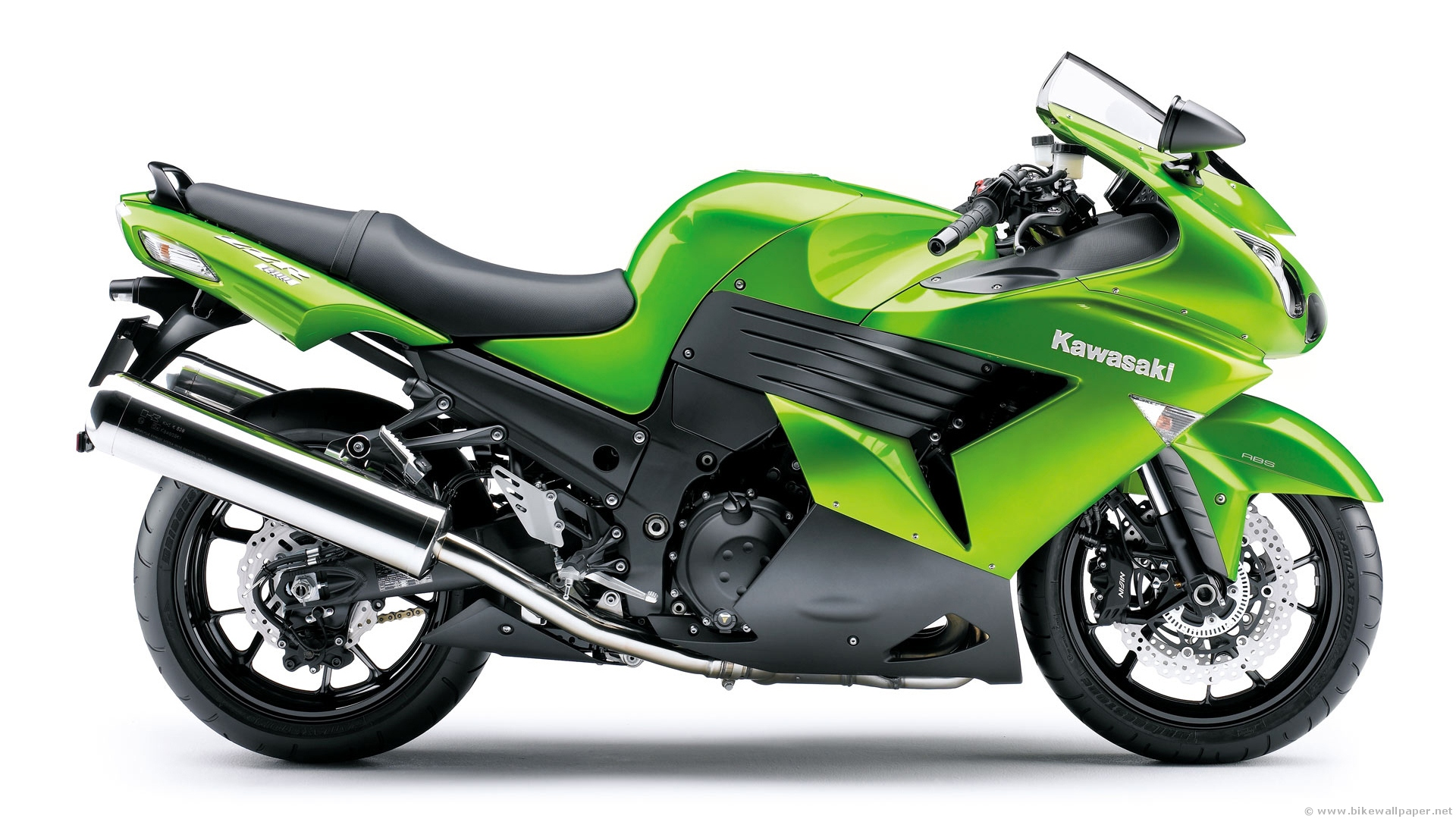 "When we think of Kawasaki, we often think of ""crotch rockets"" with skinny Asian men driving around on the Ninja ZX-6R (or something similar) zipping through ..."