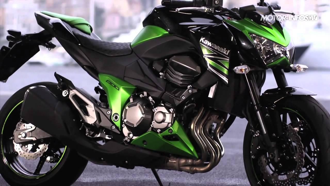 Essai exclusif Kawasaki Z 800