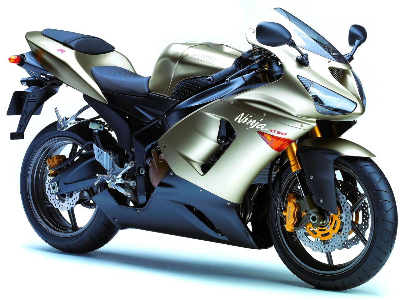 Kawasaki Bikes