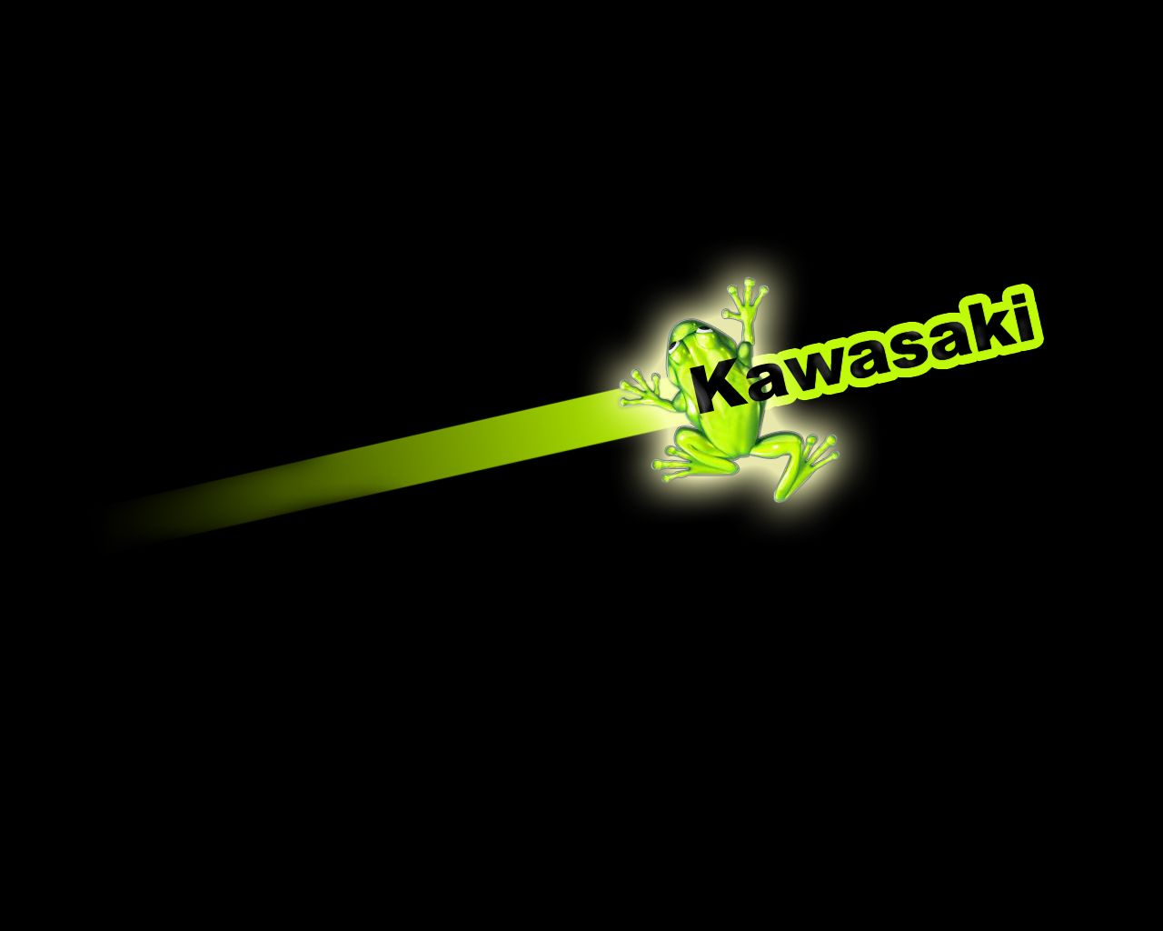 Kawasaki Logo Wallpaper