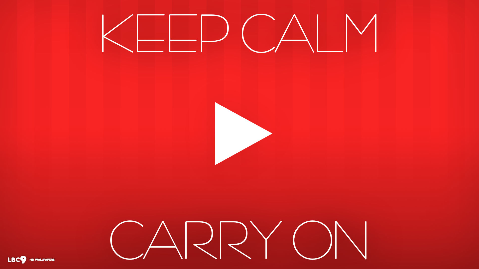 keep calm carry on version 2 1920x1080 wallpaper
