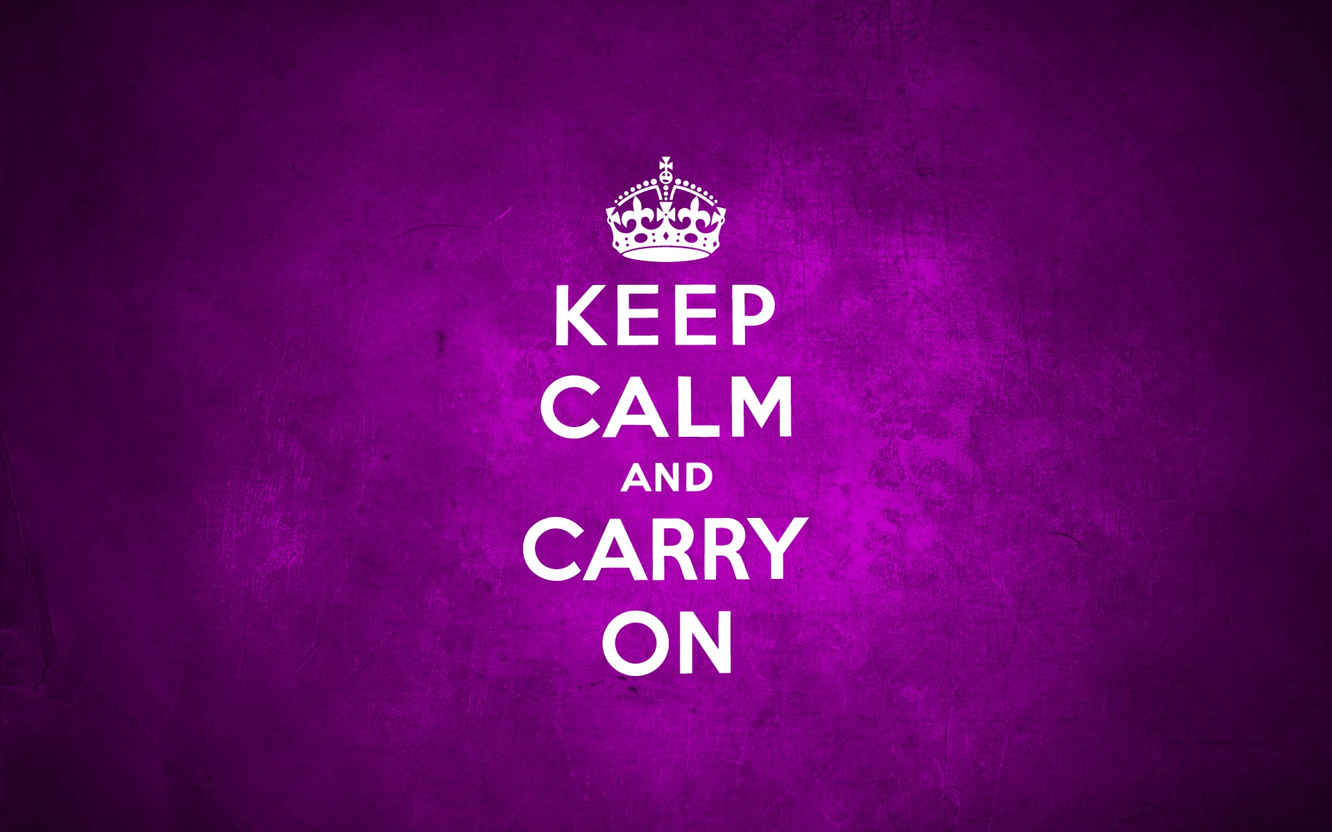 Keep Calm And Carry On 24184