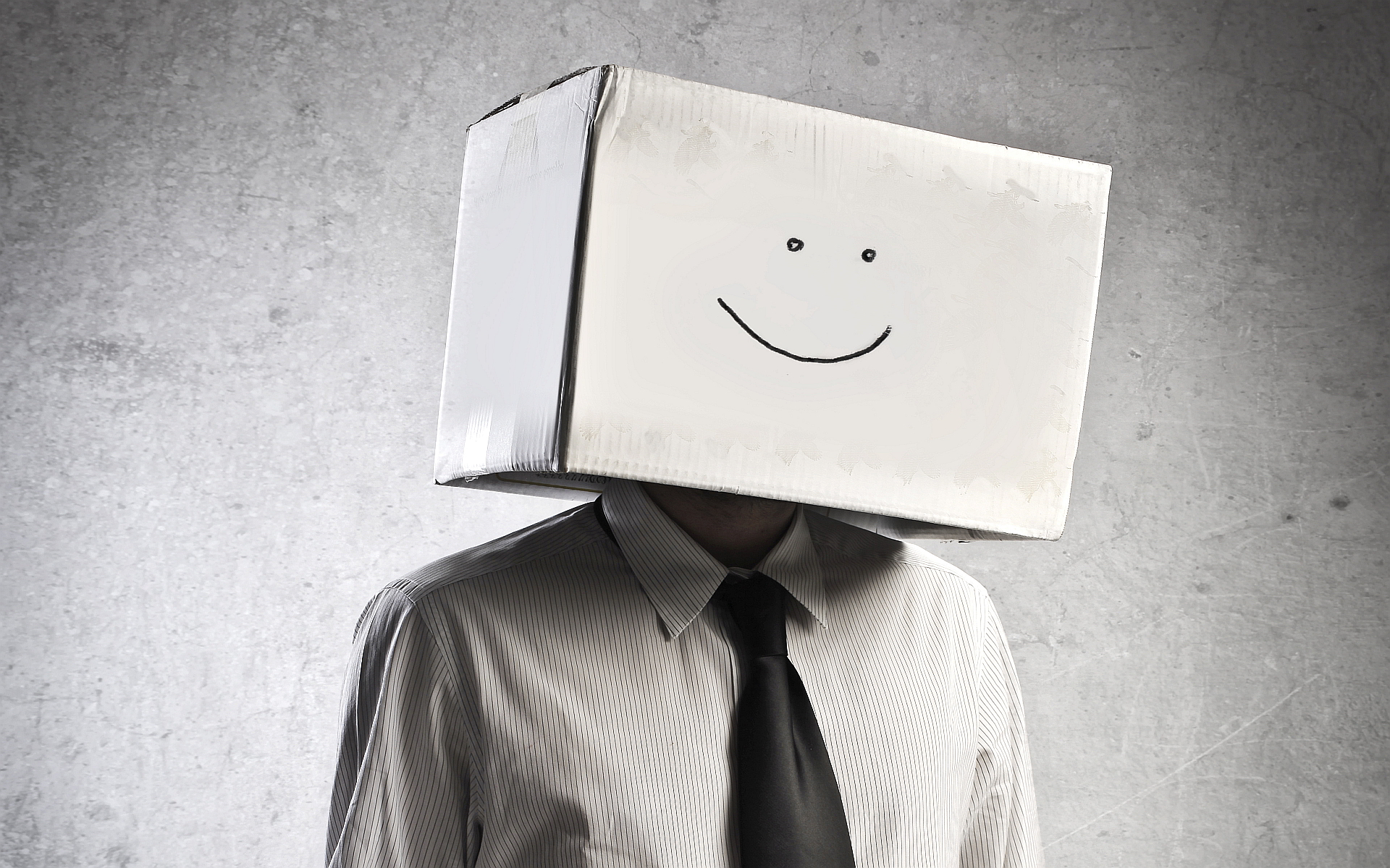 Keep smiling box