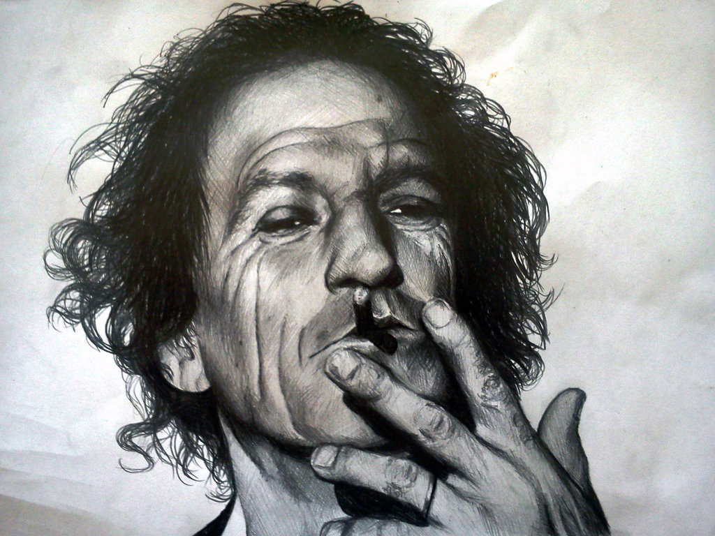 Keith Richards by evie9207 ...