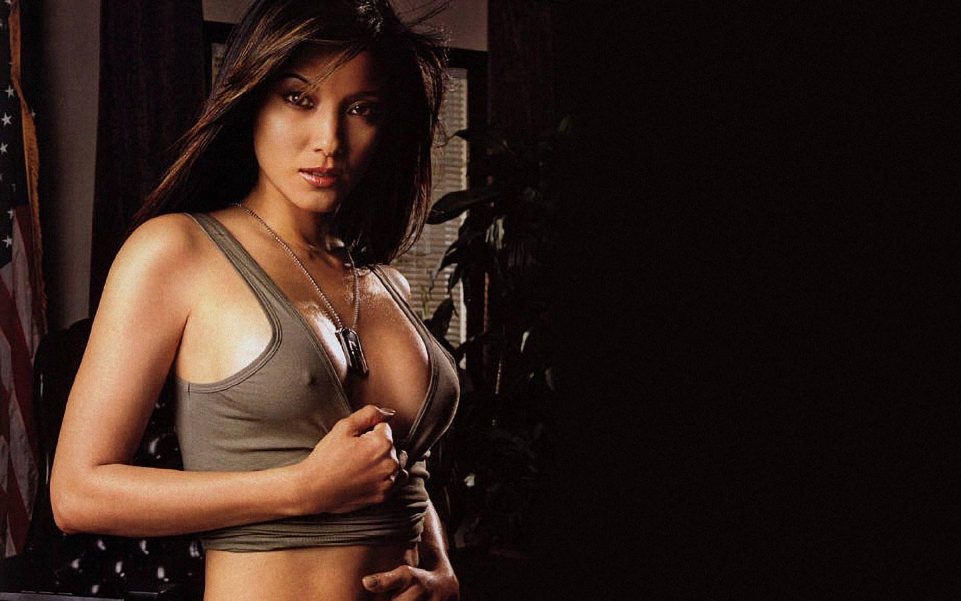 Kelly Hu HD