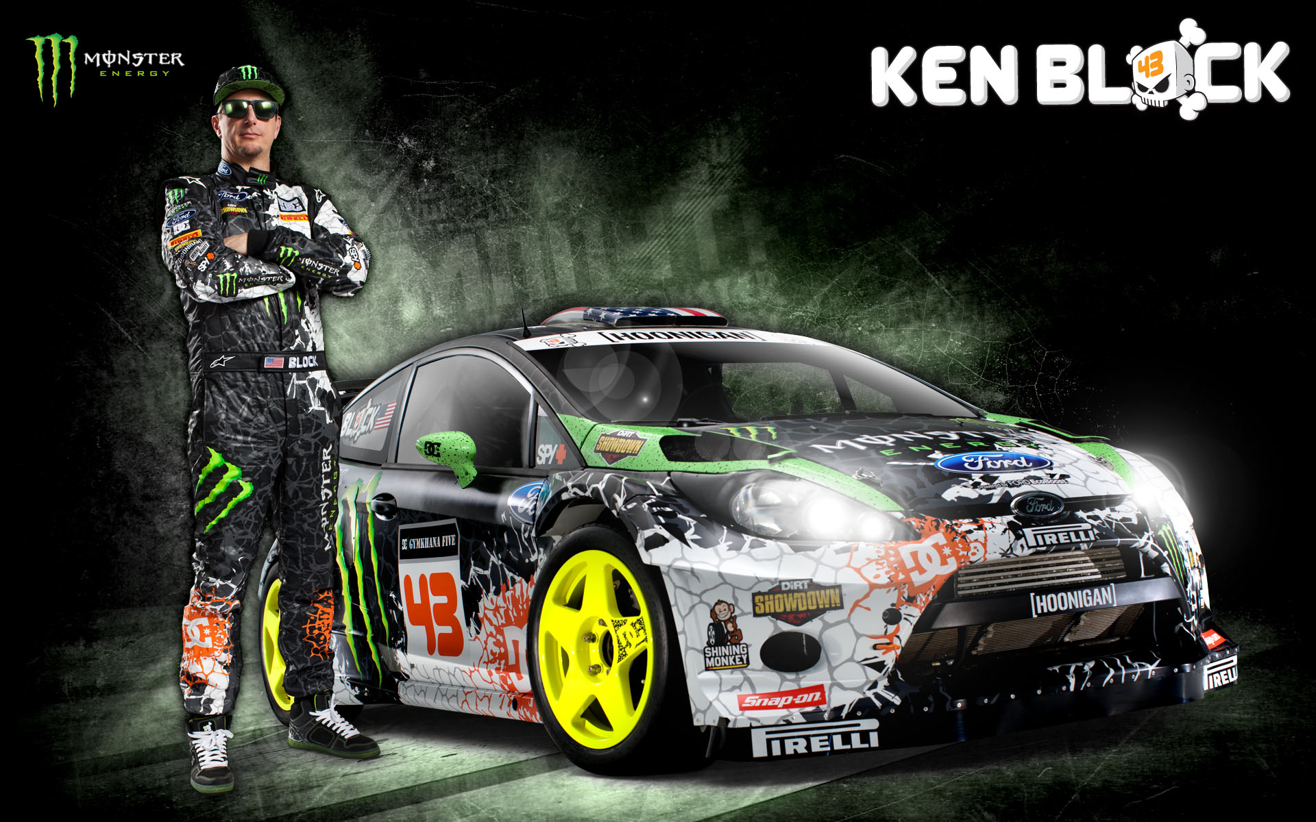 Ken Block Wallpaper 1920x1200 17143