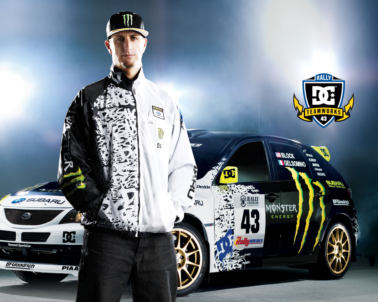 Ken Block by gabypgk Ken Block by gabypgk