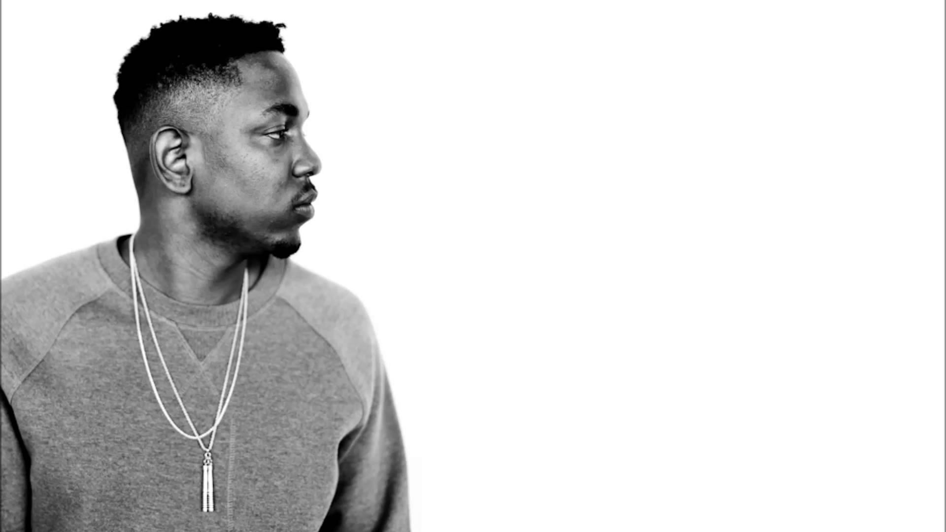 ... High School in North Bergen, N.J., about 40 students are crammed into a small classroom, anxiously waiting for Kendrick Lamar to walk into the room.