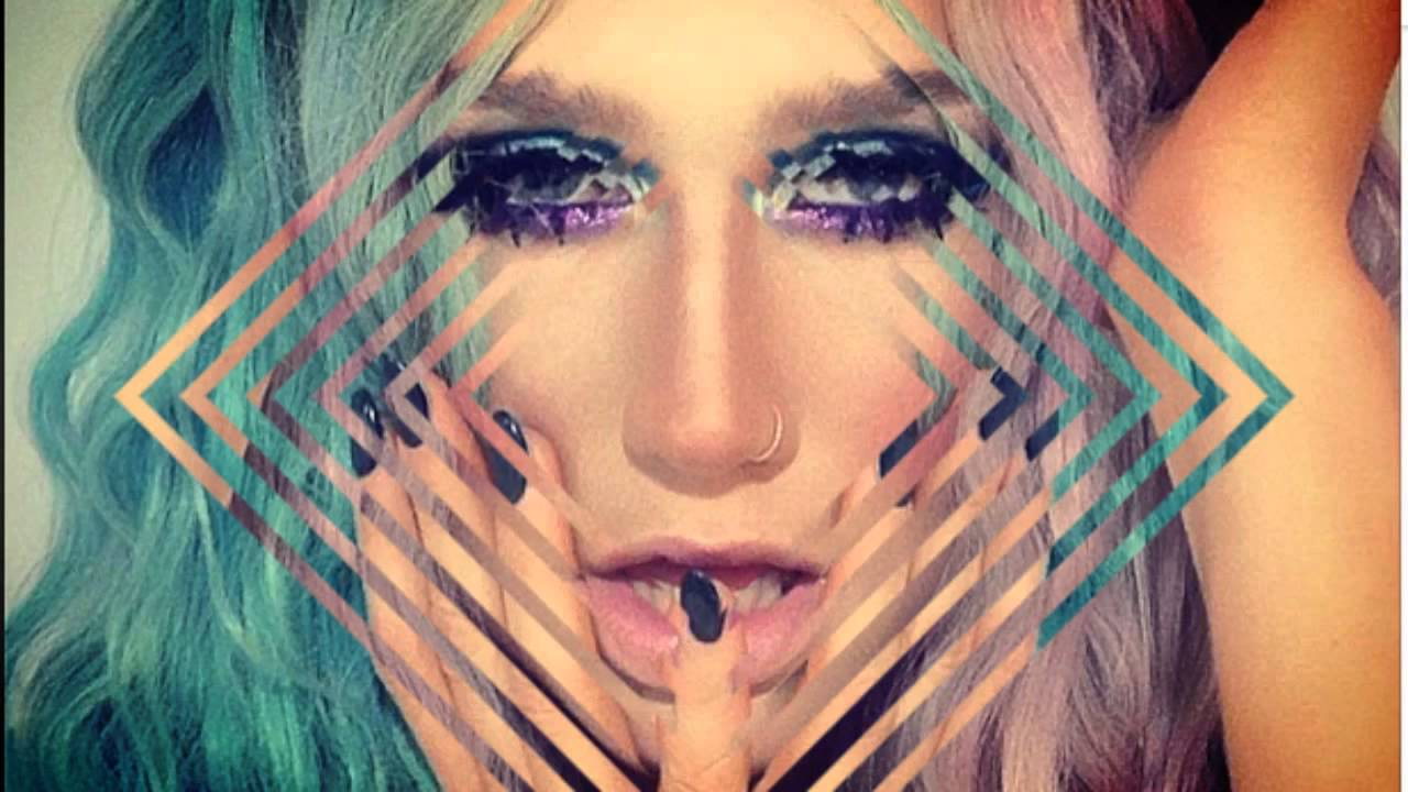 Timber only Kesha