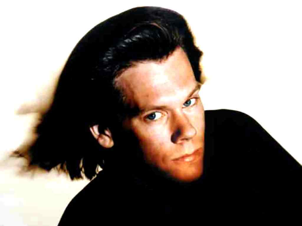 Kevin Bacon Kevin Bacon long hair