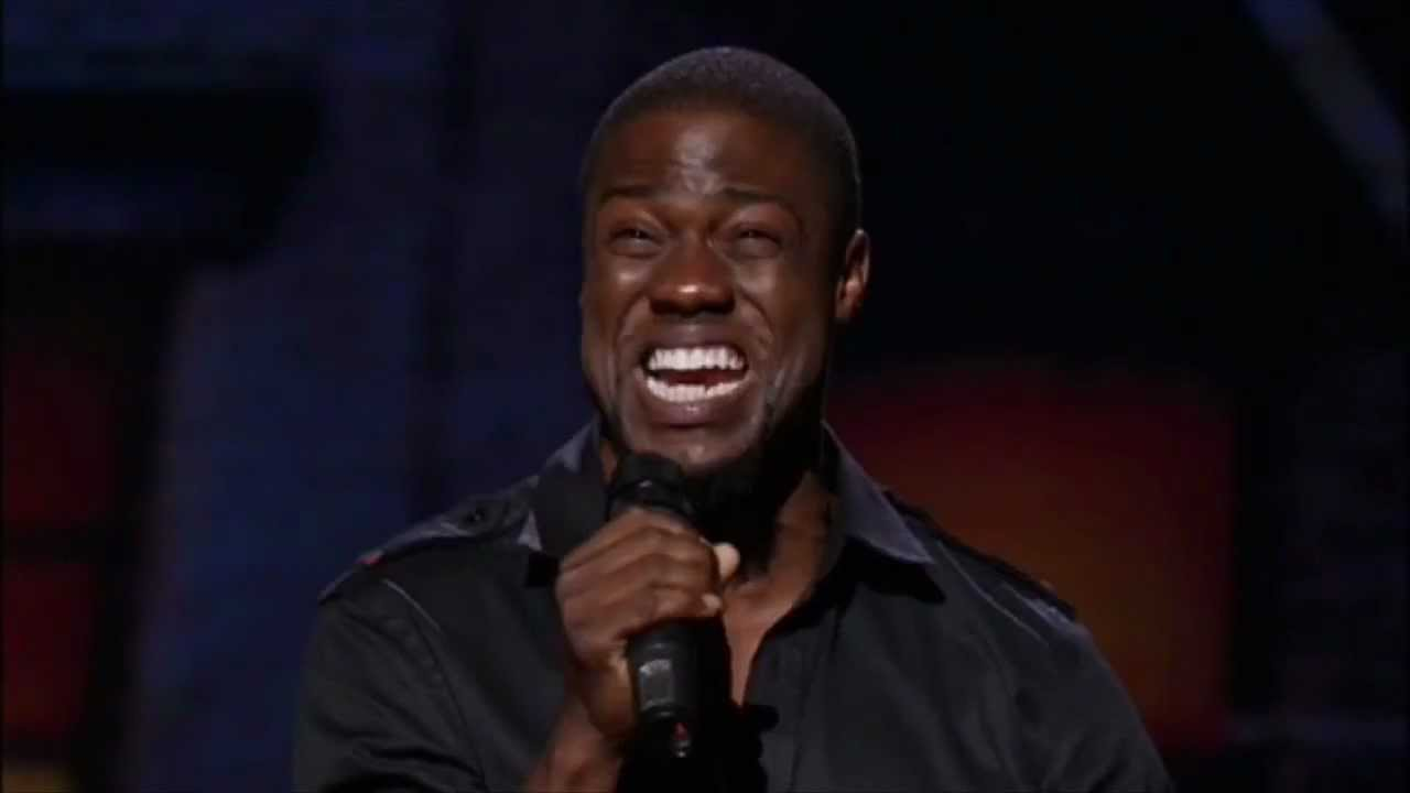 Kevin Hart Thug Laugh