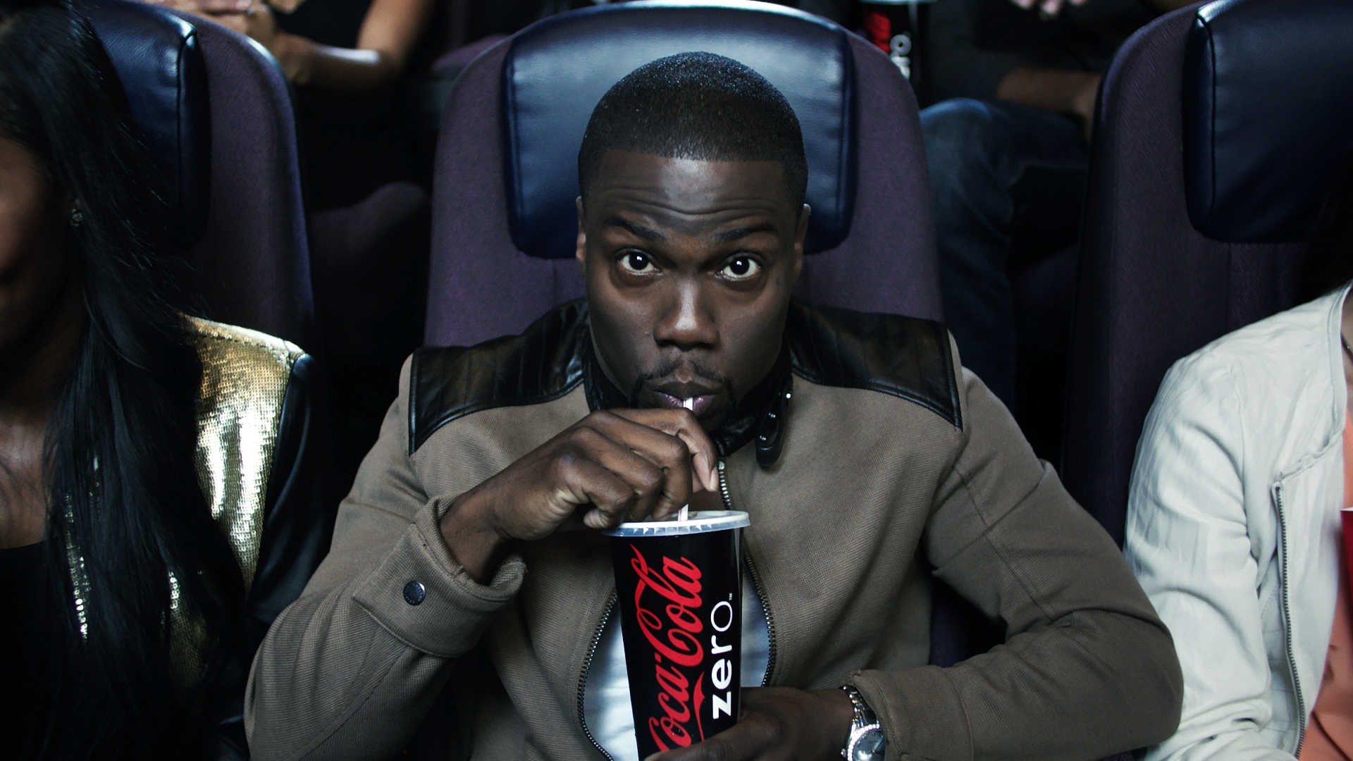 Nibble Bits--Kevin Hart's 30 Second NBA Playoff Spot   Box Office Insider