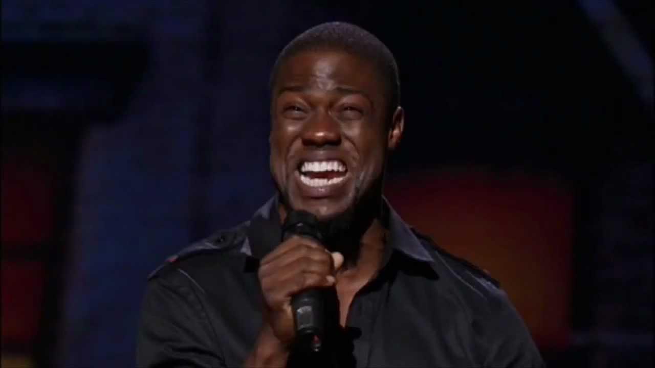 Kevin Hart Thug Laugh