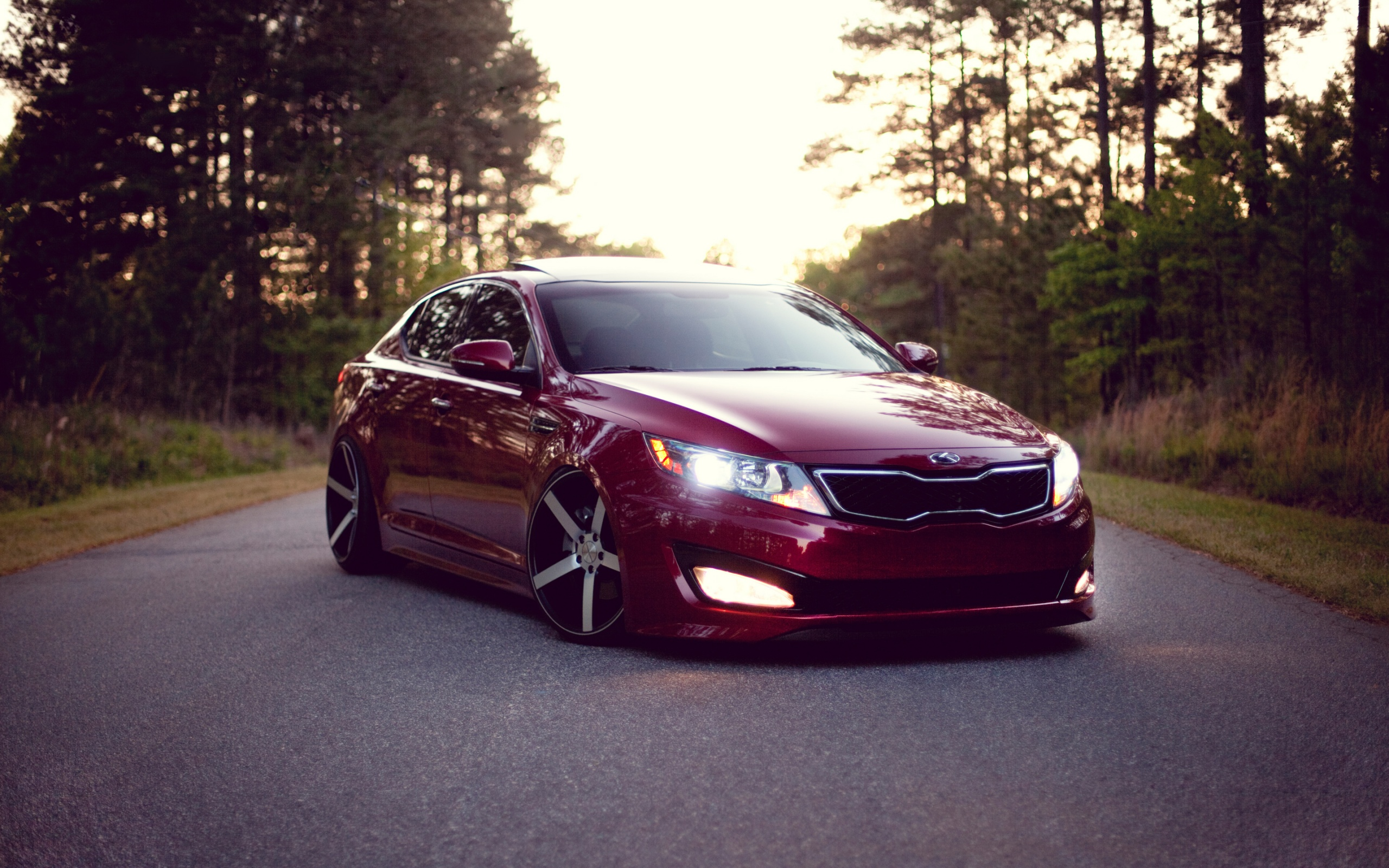 Kia Vossen CV3 Wheels