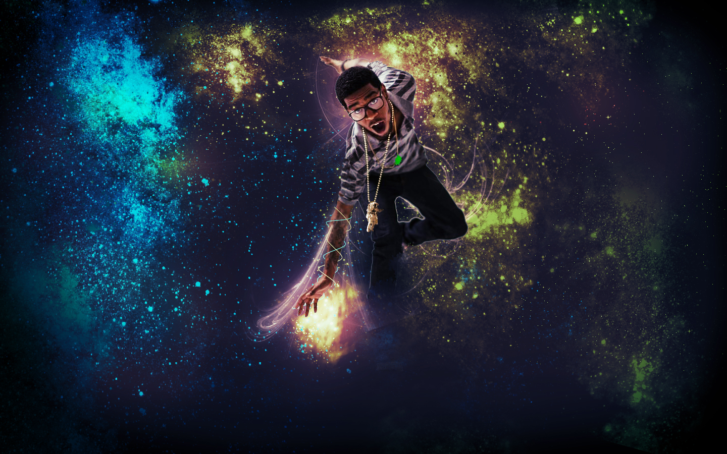 Kid Cudi Wallpaper by Azul Dream