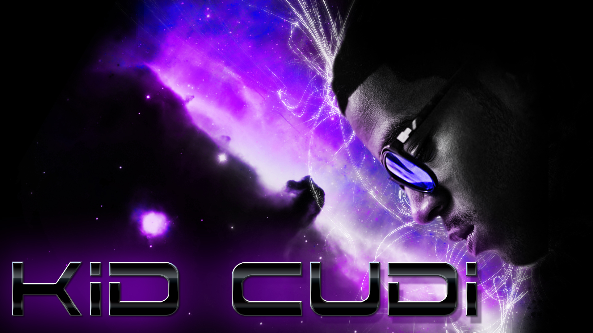 original wallpaper download: Kid Cudi widescreen wallpaper - 1920x1080
