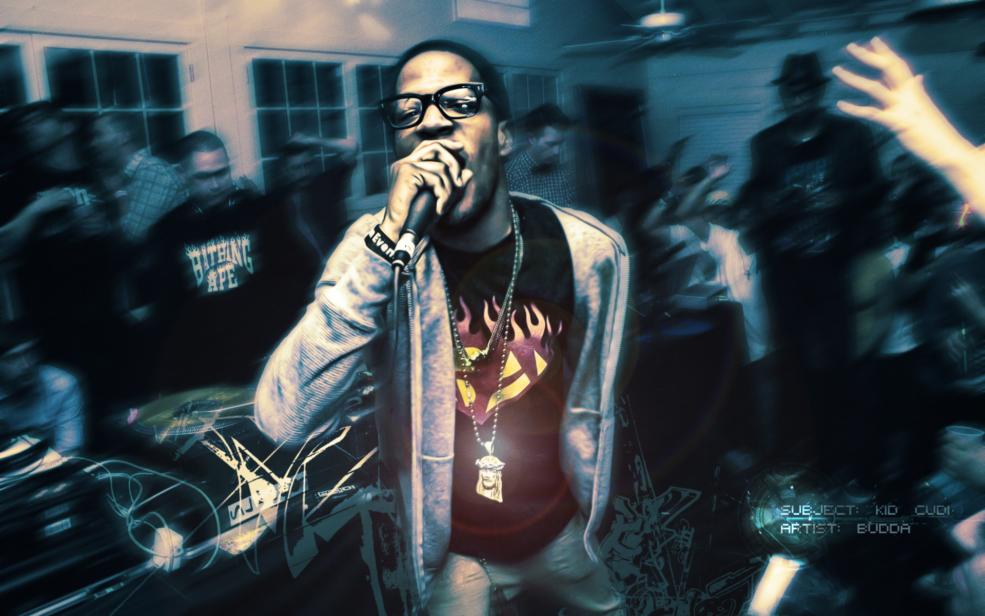 ... kid-cudi-wallpaper-hd ...