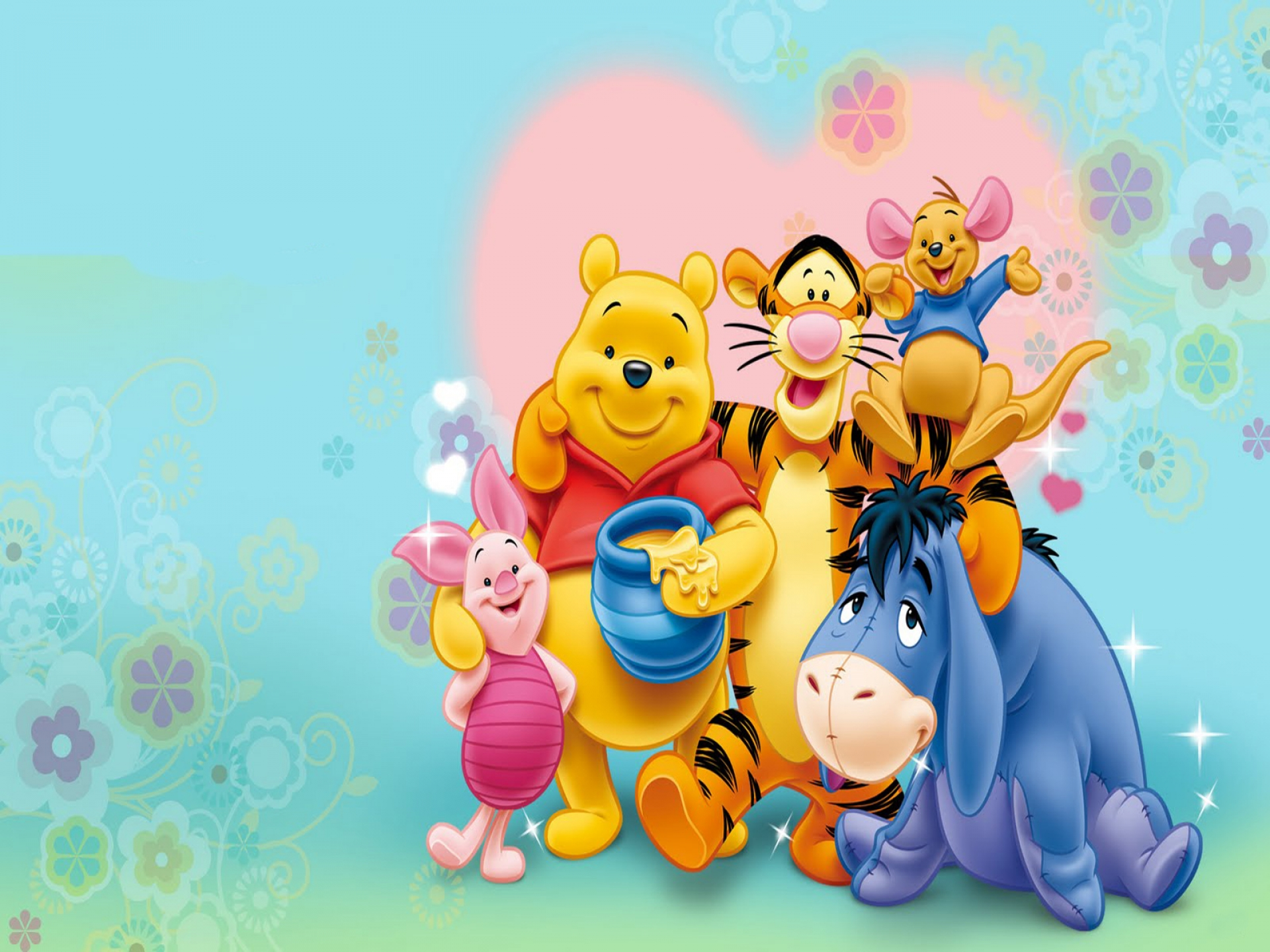 Glamorous Pin Free Winnie The Pooh Download for Kids Wallpapers On Pinterest