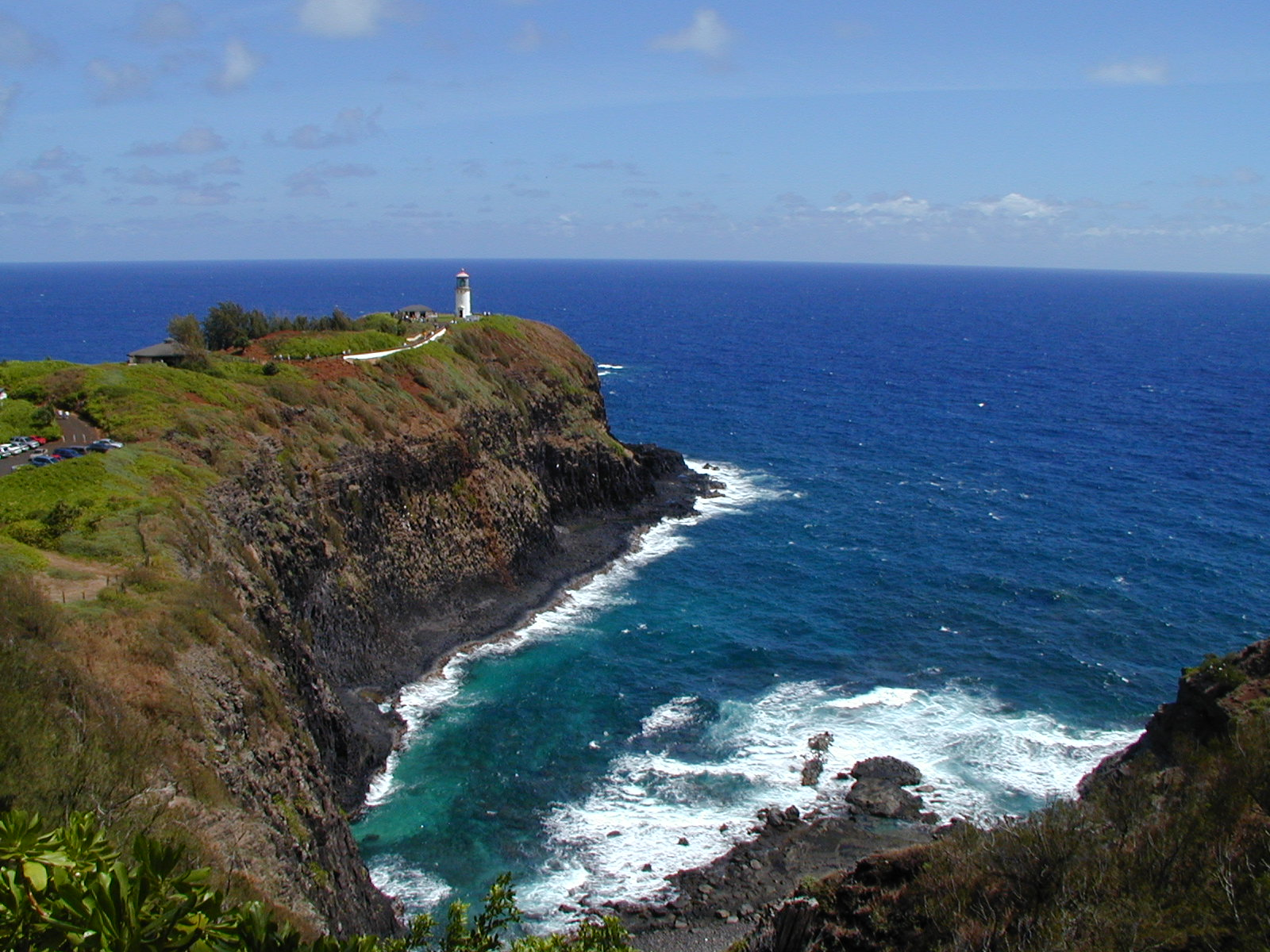 Kilauea lighthouse hawaii