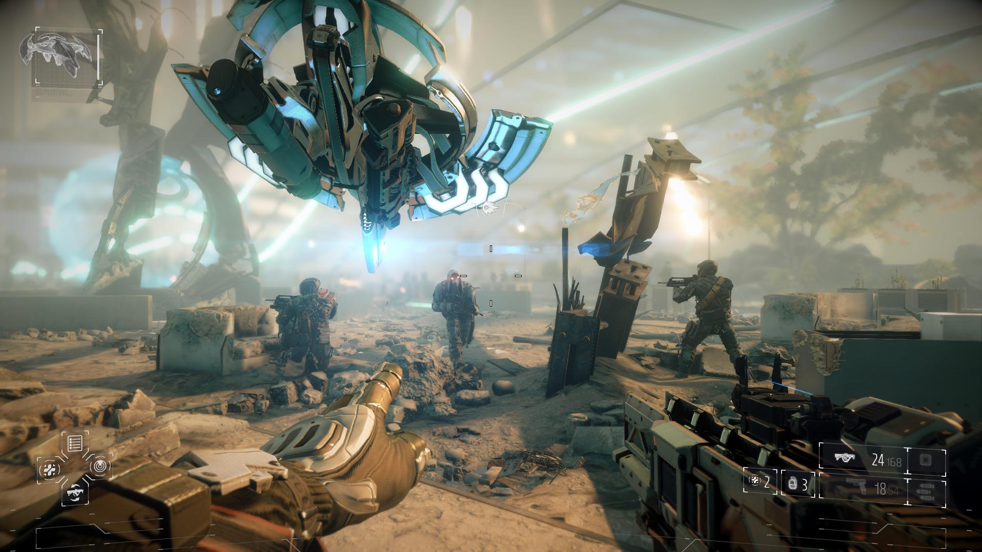 NEW KILLZONE SHADOWFALL PICS + Vids (Nextgen Graphics King!) - System Wars - GameSpot