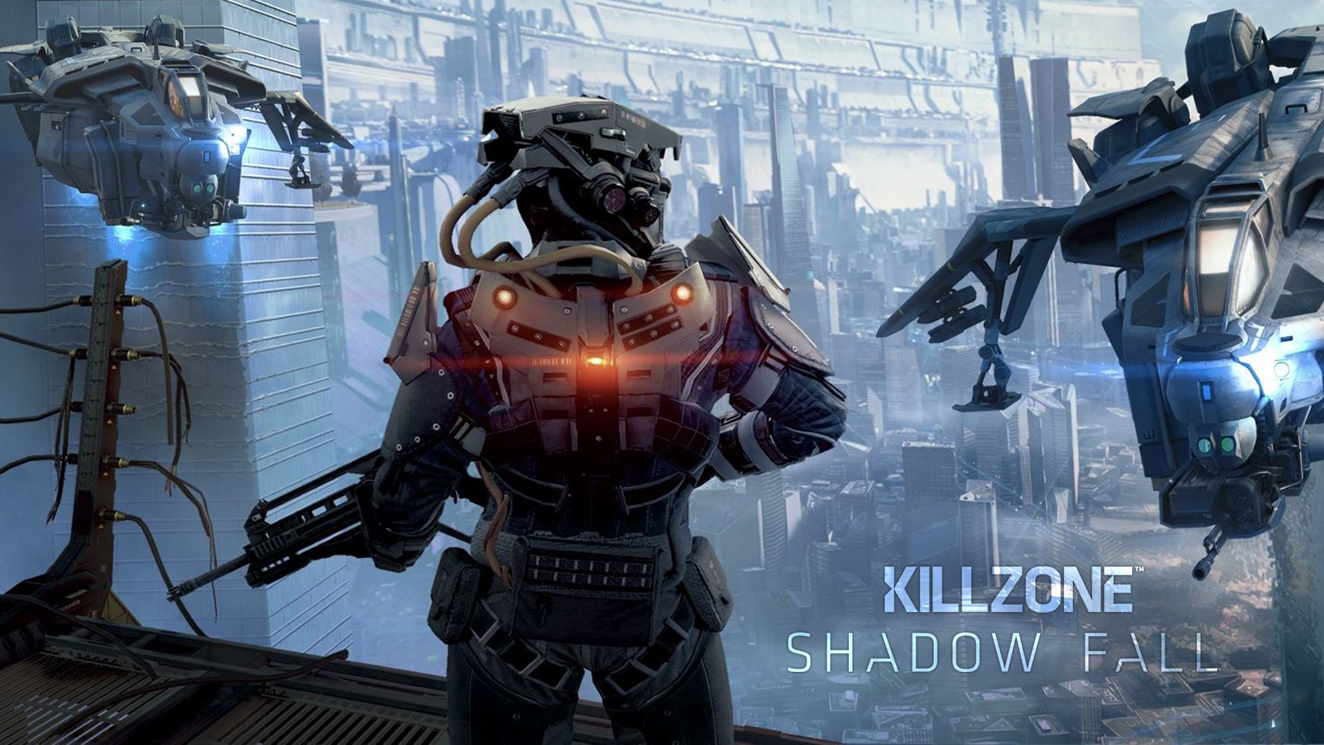 Killzone Shadow Fall Background