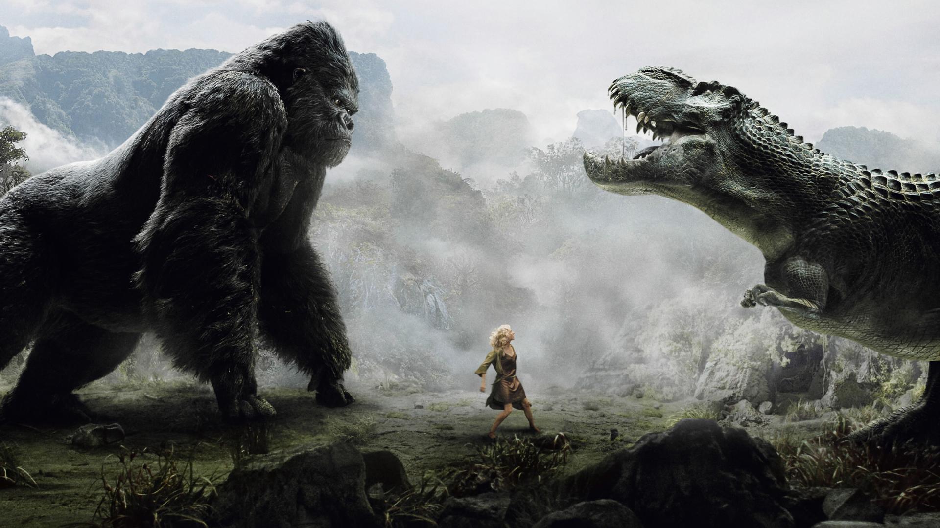 """""""King Kong"""" – Ben Curtis Jones"""